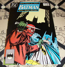 Batman #435 (Jul 1989) DC Comic The Many Deaths Of Batman Part 3 VF Condition