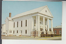 Bethany Methodist Church Pocomoke City Maryland MD