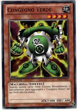 Congegno Verde - Green Gadget YU-GI-OH! YSYR-IT019 Ita COMMON 1 Ed.