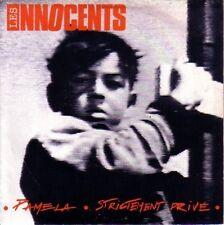 """7"""" 45 TOURS FRANCE LES INNOCENTS """"Pamela / Strictement Privé"""" 1985"""