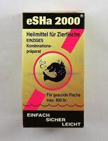 Esha 2000 Breitband Heilmittel 20ml gegen Fischkrankheiten  44,25€/100ml