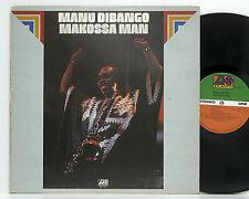 Manu Dibango        Makossa Man       Afro Jazz       NM # 20