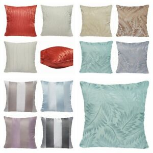 "20x20"" Brocade Vintage Jacquard Throw PILLOW COVER Sofa Decorative Cushion Case"