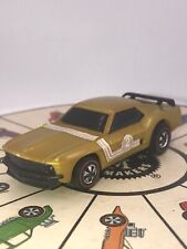 Hot Wheels Redline Sizzlers Ford Mustang Boss 302 Gold/Yellow Clean Rare Hoss