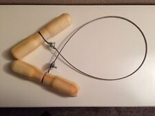 Woodturning Tool / Marking And Burning With Hand Crafted Handles