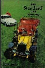 Standard Car 1903-1963 Illustrated History from 6HP, Triumphs & Leyland takeover