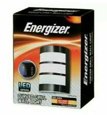 Energizer LED Curved Grill Wall Light Brand New Boxed