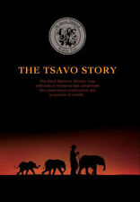 The Tsavo Story DVD_Kenyan National Park_DOCUMENTARY David Sheldrick