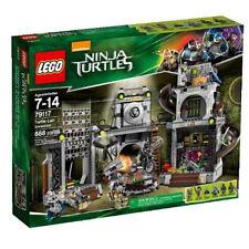 New Lego Teenage Mutant Ninja Turtles ~ Set # 79117 Lair Invasion RARE Retired