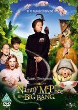 Nanny McPhee and The Big Bang 5050582769234 With Maggie Smith DVD Region 2