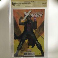 Astonishing X-Men #4 Adi Granov Variant Signed 9.6 CBCS ASP not CGC/Pgx