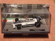 1981 F1 Nelson Piquet Brabham BT49 1:43 Escala