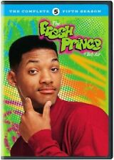 The Fresh Prince of Bel-air Complete Season 5 R1 DVD Will Smith