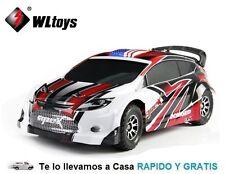 Coche Rc Vortex A949 Rojo 1/18 Rally 2,4Ghz RTR WLToys Radiocontrol A949R