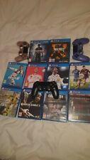 PS4 Slim 500go 3 Manettes et 10 Jeux