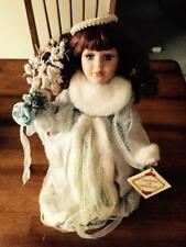 Collector's Choice Porcelain Doll with Stand
