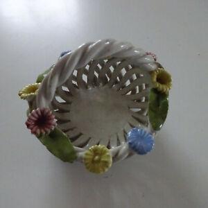 Basket Ceramic With