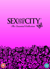 Sex and the City: The Essential Collection - Series 1-6 DVD (2013) Sarah