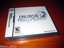 Final Fantasy Crystal Chronicles: Echoes of Time (Nintendo Ds) Brand New Sealed