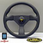 Nardi Personal Grinta Steering Wheel Black Leather 330mm 6430.33.2095