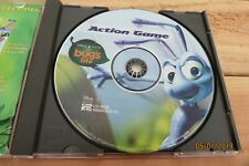 Disney Pixar a bug's life cd action game with program handbook