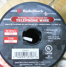 RadioShack Industrial Telecommunication Wires & Cables   eBay