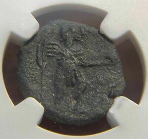 Zeno AE2 (AD 474-491) Cherson Mint, Crimea - NGC VG