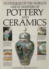POTTERY & CERAMICS - GREAT MASTERS Hugo Morley-Fletcher **GOOD COPY**