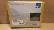C120) ESU 53451 Lokprogrammer - ESU 04806-00455 Netzteil - ansehen !!!