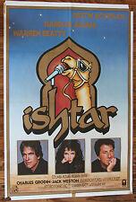 Used - Sign of Cinema Ishtar Vintage Movie Film Poster - Used