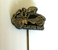 Elmore 1904 Antique Car Vintage Advertising Lapel Hat Pin Badge