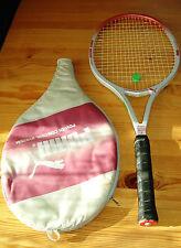 Puma vintage raqueta de tenis boris becker winner Graphite comp. PCs 3, talla 4 1/4