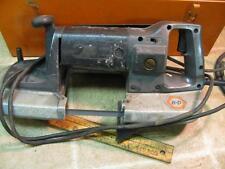 Black & Decker H.D. Portable Band Saw 3122 type 2