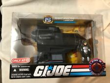 GI JOE 25th Anniversary NIGHT SPECTER Silver Pads GRAND SLAM Target Exclusive