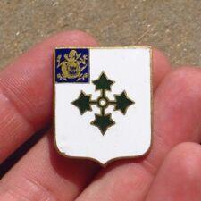 WW2 US Army 47th Infantry BB&B Bronze Regiment Military DUI DI Crest pin