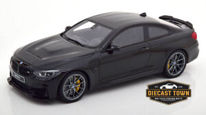 GT SPIRIT 1/18 BMW M4 CS 2019 Black Sapphire GT845 999pcs.