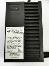 More details for genuine vintage pace ps1003 micro technology power supply 8.5v-200ma 14.8v-50m