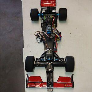 Tamiya F104 Pro - Formula 1 RC Car