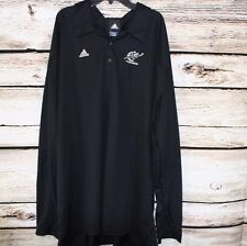 NWOT Washington Wizards Adidas Polo Shirt Size 2XL tall (a34)