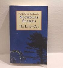The Lucky One by Nicholas Sparks - 2009 Paperback Book
