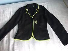 Love Moschino Linen Jacket