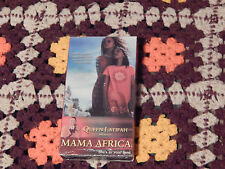 Mama Africa (VHS, 2002) QUEEN LATIFAH - *NEW* - Free Ship.) She's In Your Soul)