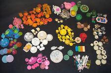 425+ Pcs Vintage Doll House Miniatures Kitchen Dining Plate Sets Pots Pitchers