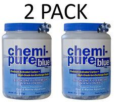 BOYD CHEMI PURE BLUE 11 OZ AQUARIUM FILTER MEDIA, 2 PACK SAVE IN BULK