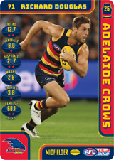 2018 TEAMCOACH ADELAIDE CROWS RICHARD DOUGLAS #71 COMMON CARD AFL free post