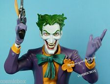 Buste résine JOKER figurine Batman DC Comics film dark knight arkham jared leto