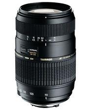 Tamron 70-300 für Canon NEU Blende Tele Macro Objektiv EOS 750D 70D Zubehörpaket