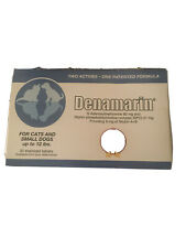 Denamarin for Cats and Small Dogs (used) 29 Tablet Exp 11/2021