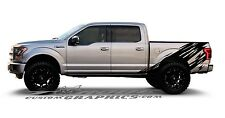 DUNE-Bed Graphics-Vinyl Decal Ford, Chevy, Ram Trucks, Custom Graphics