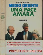 Medio Oriente: una pace amara